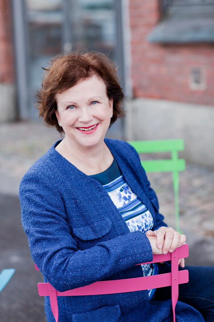 Leena Majander-Reenpää, FILIn johtaja