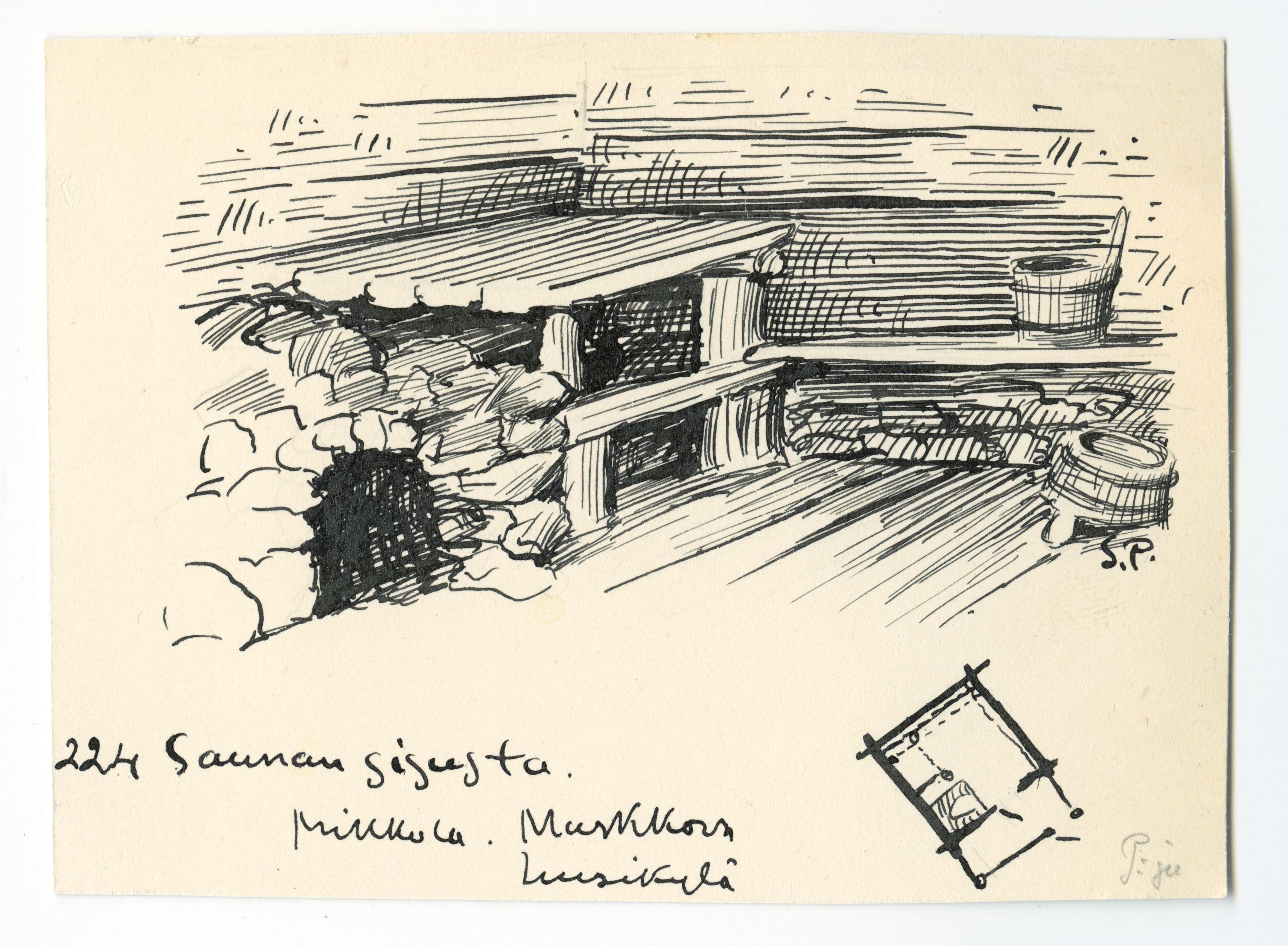 Kuva: Samuli Paulaharju 1914, SKS KRA.